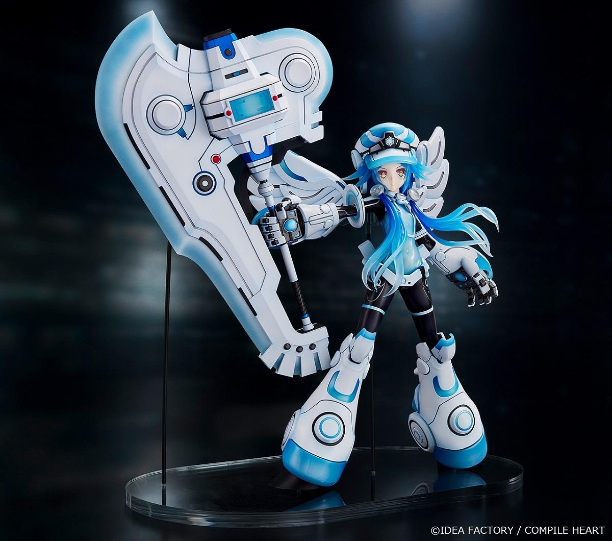 Next White (Re-run) Megadimension Neptunia VII Figure