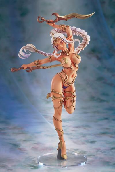 Natigal Dark Elf Village Original Character Figure