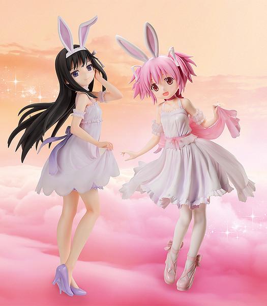 Homura Akemi Rabbit Ears Ver Puella Magi Madoka Magica The Movie Rebellion Figure