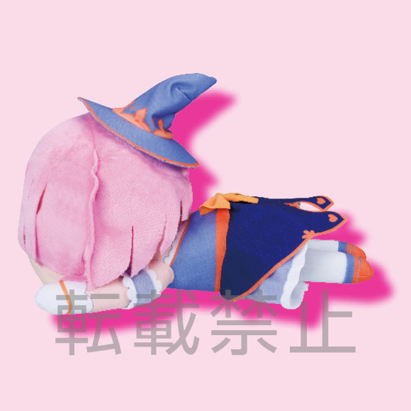 Ram Little Witching Mischiefs Ver Re:ZERO SP Lay-Down Plush