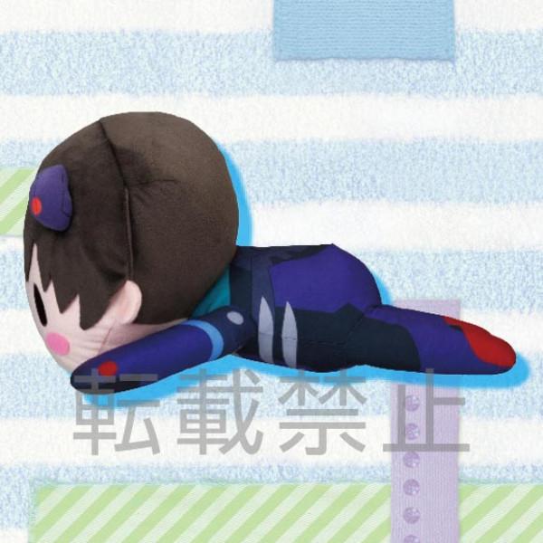 Shinji Plugsuit Ver Evangelion MEJ Lay-Down Plush