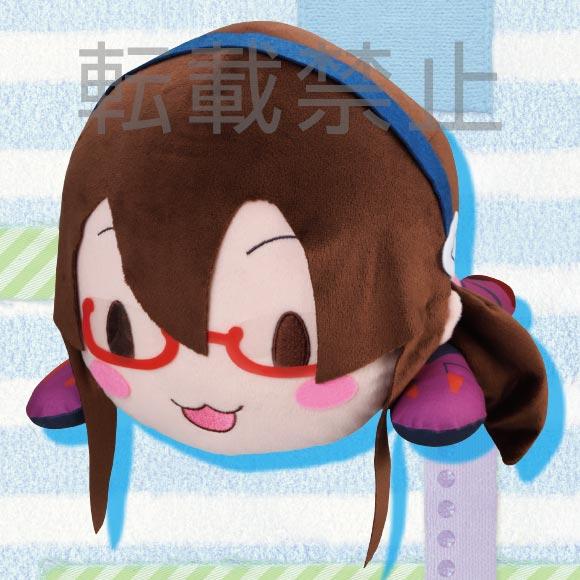 Mari Plugsuit Ver Evangelion MEJ Lay-Down Plush