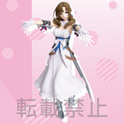 Mamako Oosuki Do You Love Your Mom And Her Two-Hit Multi-Target Attacks? Prize Figure