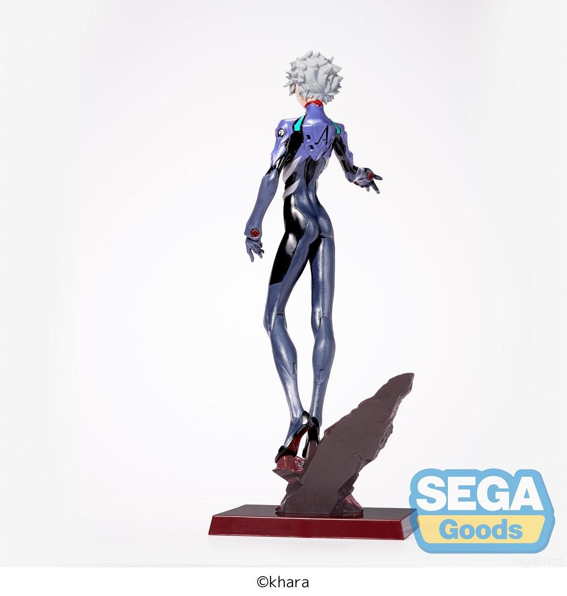 Kaworu Nagisa New Theatrical Edition Evangelion Prize Figure