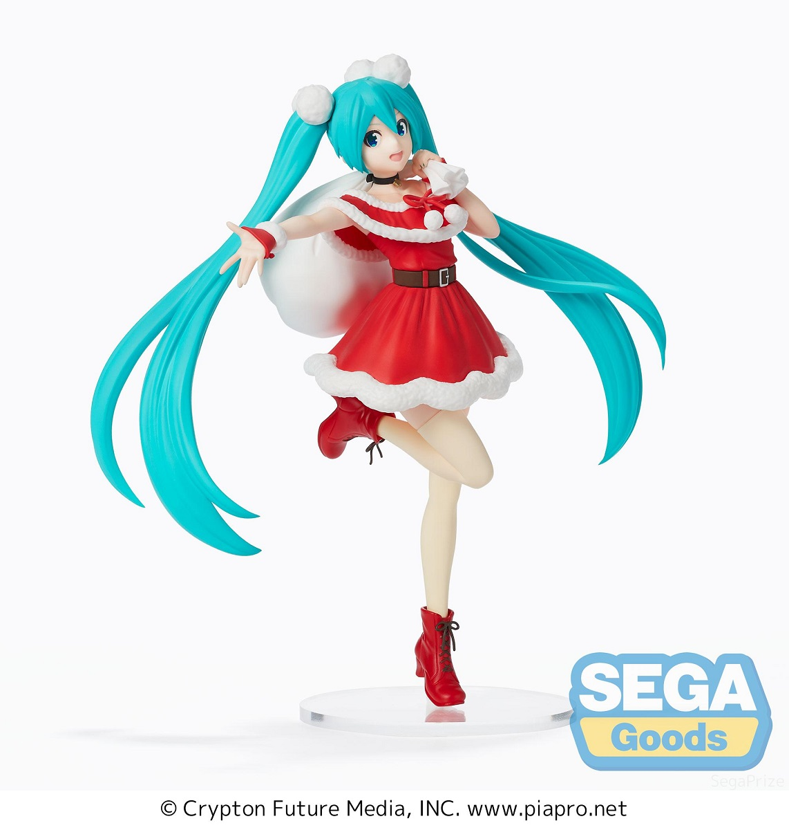 Hatsune Miku Christmas 2020 Ver Prize Figure