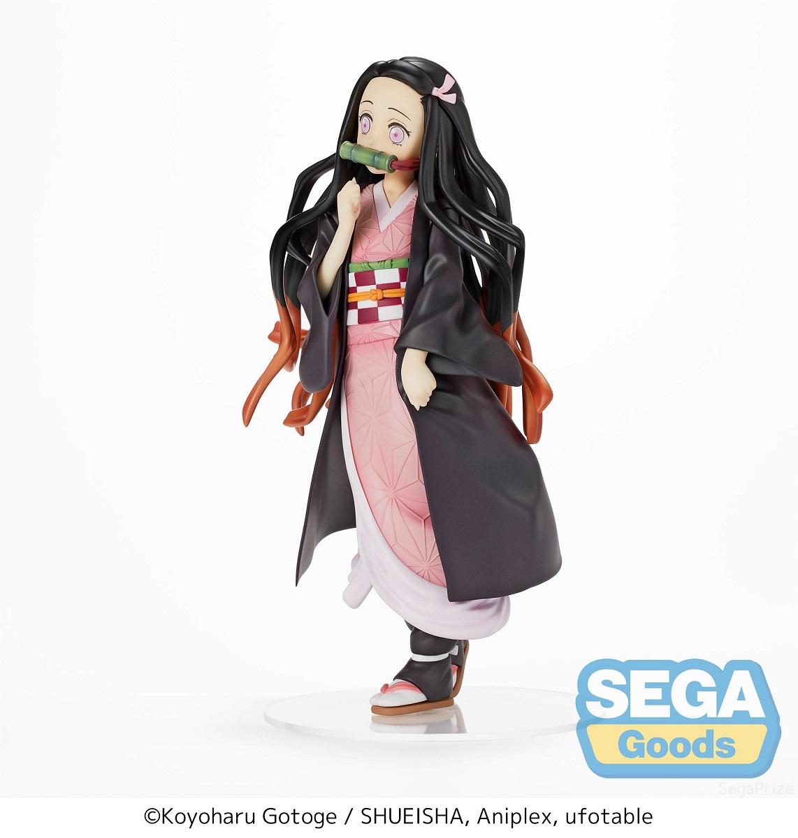 Nezuko Kamado Demon Slayer SPM Prize Figure