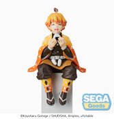 Zenitsu Agatsuma Perching Version Demon Slayer Prize Figure