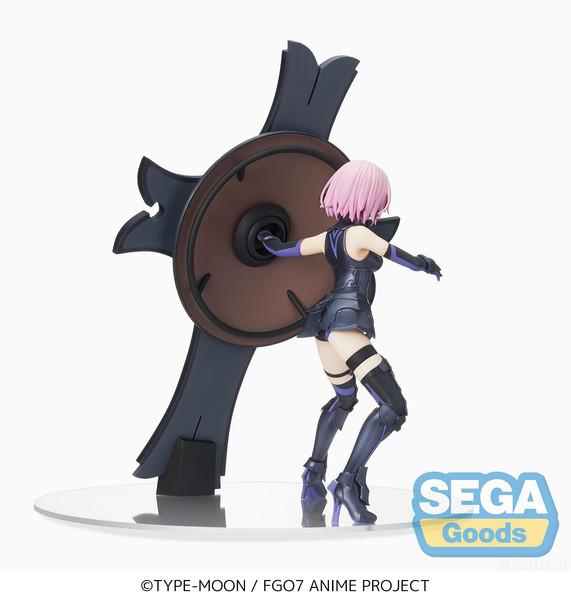 Shielder/Mash Kyrielight Fate/Grand Order SPM Prize Figure