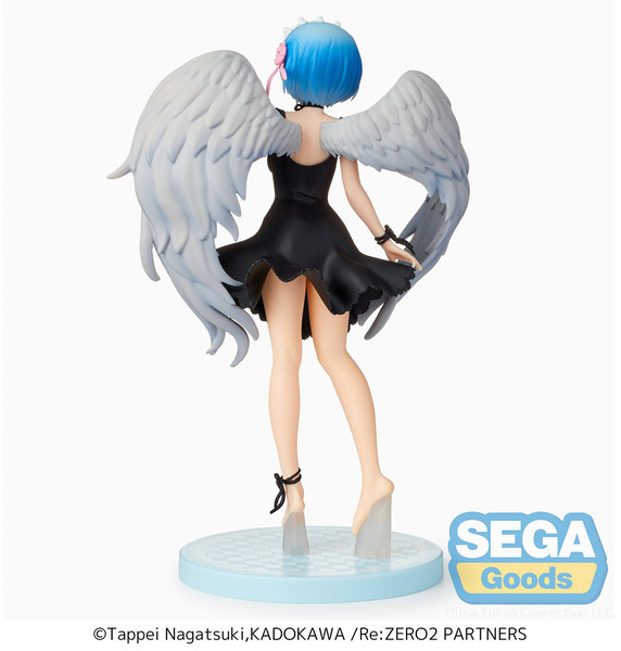 Rem Fallen Angel Ver Re:ZERO Prize Figure