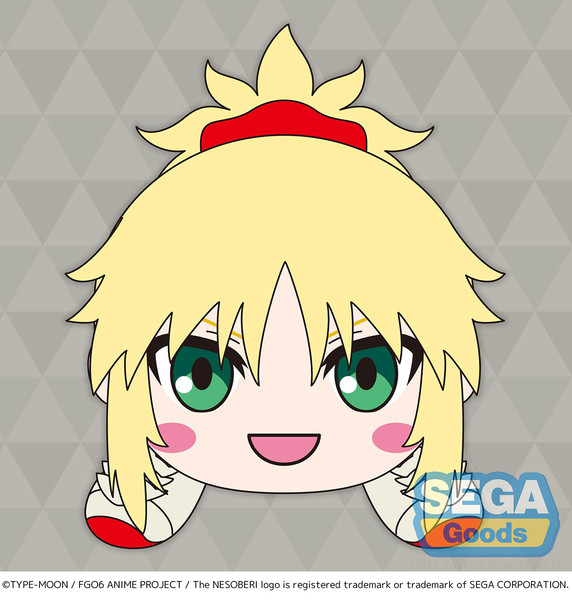 Mordred Fate/Grand Order The Movie MEJ Lay-Down Plush