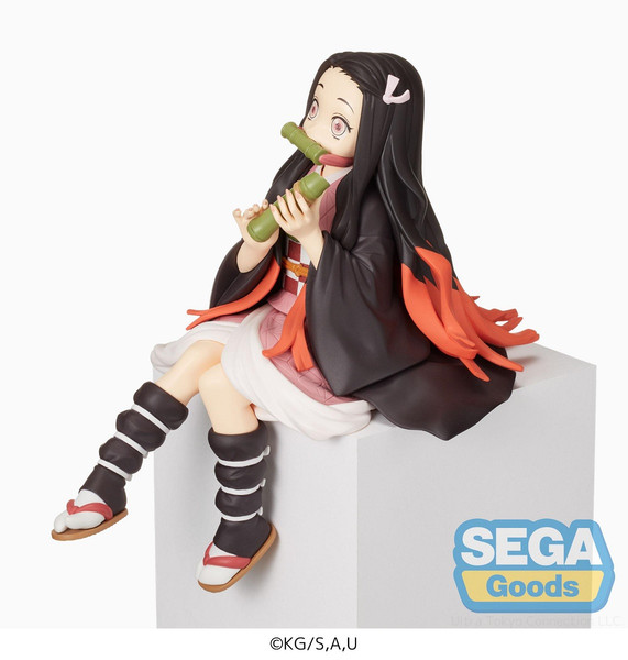 Nezuko Kamado Perching Ver Demon Slayer Prize Figure