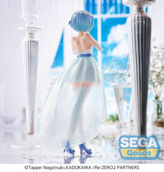 Rem Wedding Dress Ver Re:ZERO SPM Prize Figure