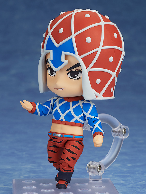 Guido Mista Jojo's Bizarre Adventure Golden Wind Nendoroid Figure