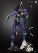 Unit 01 Shinobu Matsumura Ver Evangelion Statue