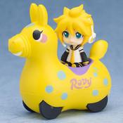 Kagamine Len & CuteRody (Lemon) Nendoroid Plus Pullback Cars