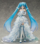 Hatsune Miku Wedding Dress Ver Vocaloid Figure