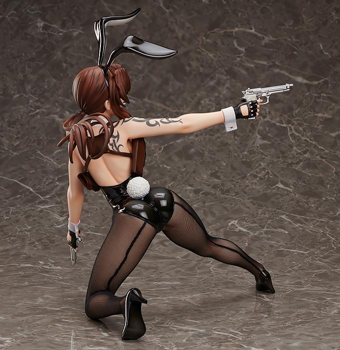 Revy Bunny Ver Black Lagoon Figure