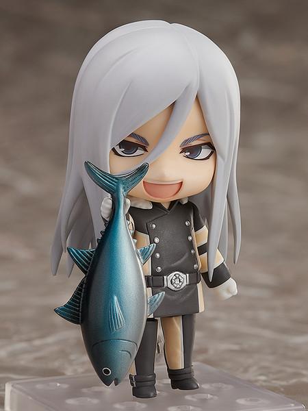 Squalo REBORN! Nendoroid Figure