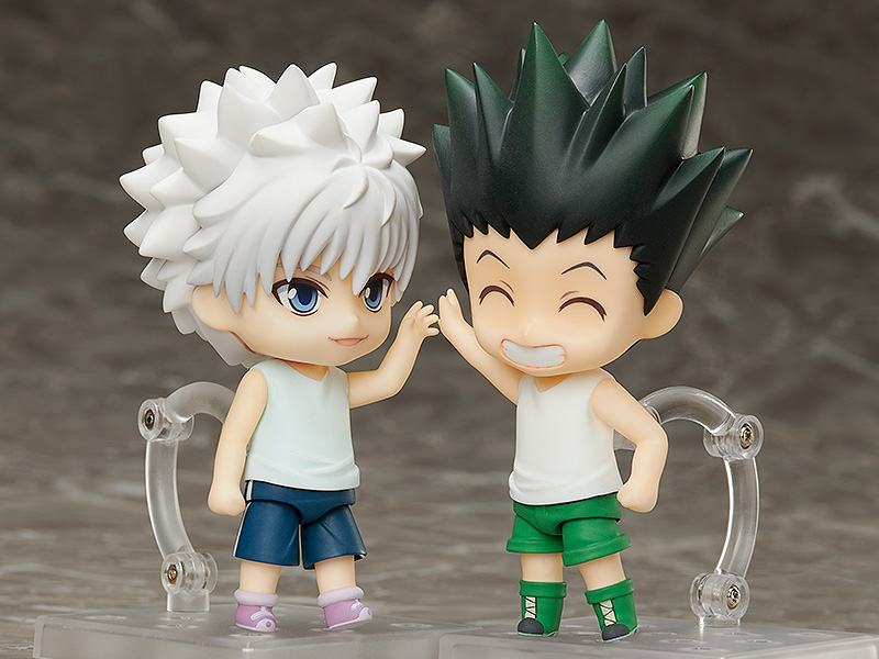 Killua Zoldyck Hunter x Hunter Nendoroid Figure