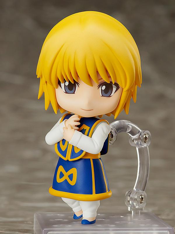 Kurapika Hunter X Hunter Nendoroid Figure