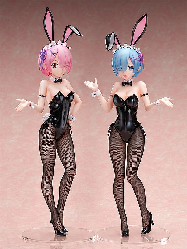 Rem Bunny Ver 2nd Re:ZERO Figure