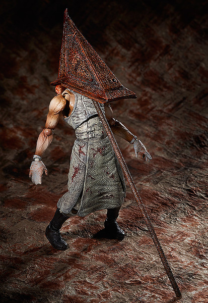 Red Pyramid Thing (2nd-run) Silent Hill 2 Figma Figure