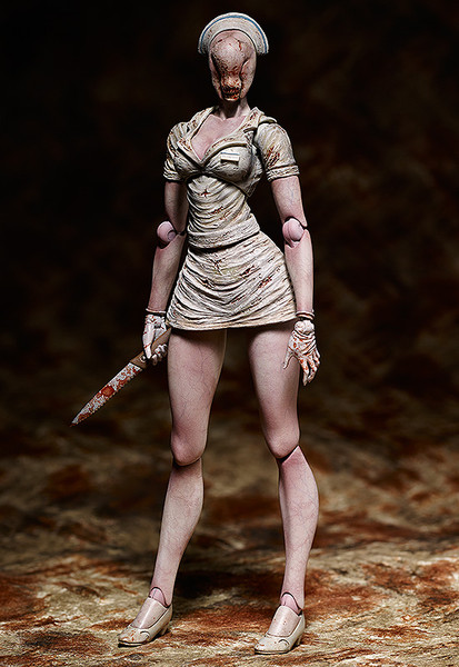 Bubble Head Nurse (Re-run) Silent Hill 2 Figma Figure