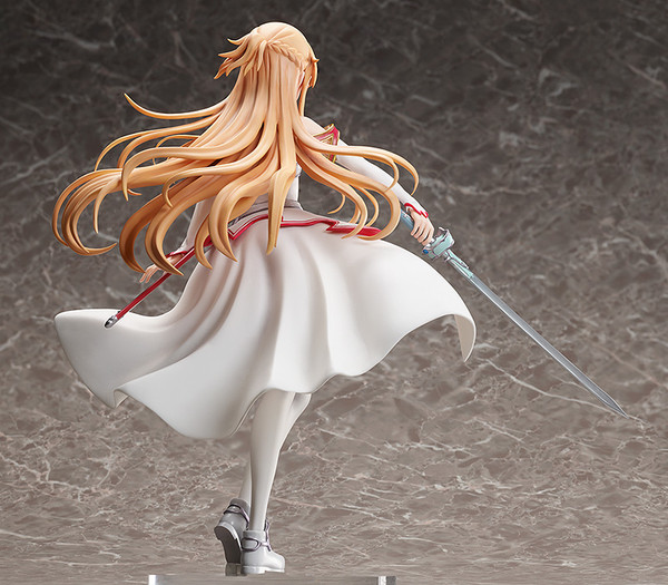 Asuna Knights of the Blood Ver Sword Art Online Alicization War of Underworld Big Scale Figure