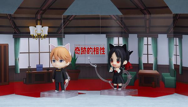 Miyuki Shirogane Kaguya-sama Love Is War Nendoroid Figure