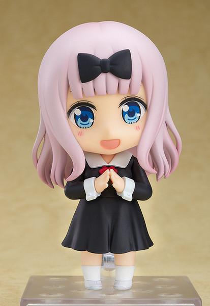 Chika Fujiwara Kaguya-sama Love is War Nendoroid Figure