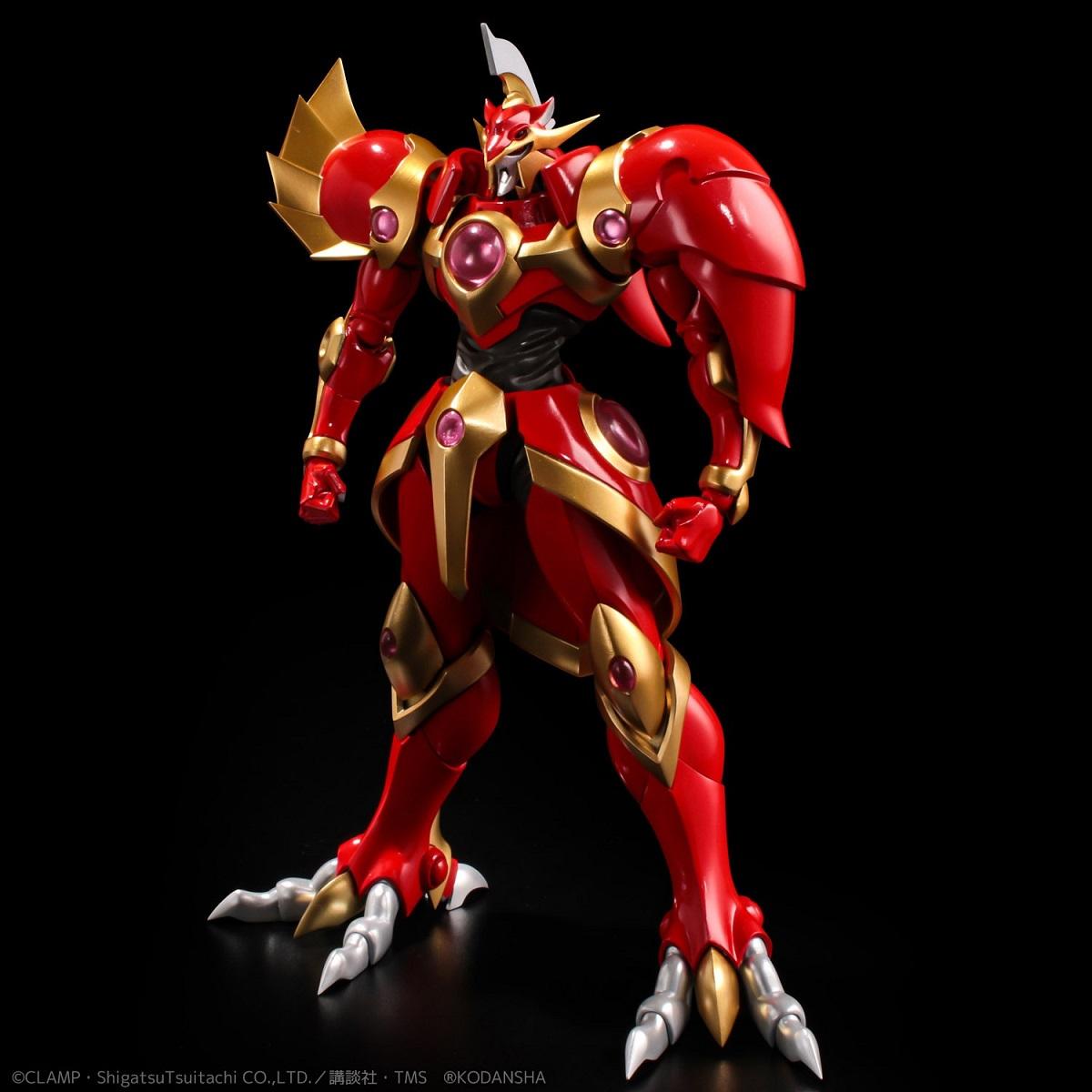 Rayearth Magic Knight Rayearth Riobot Figure