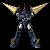 Chou Ginga Super Galaxy Tengen Toppa Gurren Lagann Sentinel Plaiobot Model Kit
