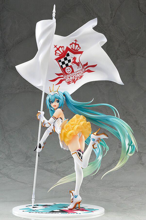 Racing Miku 2015 ver Vocaloid Figure 4571368442659