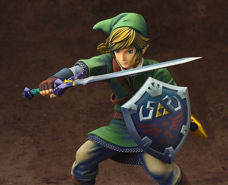 Link Legend of Zelda Skyward Sword Figure
