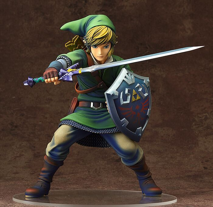 Link Legend of Zelda Skyward Sword Figure 4571368442741