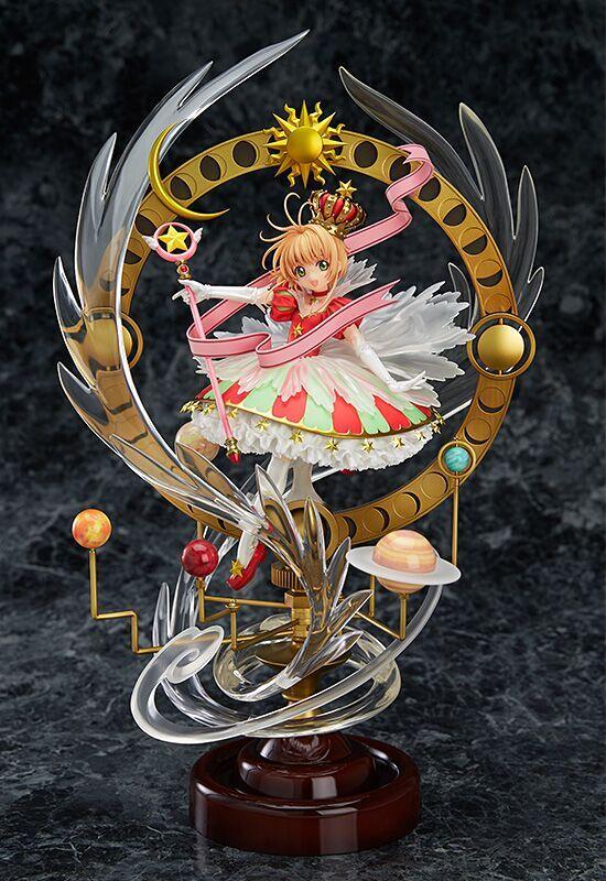 Sakura Kinomoto Stars Bless You Cardcaptor Sakura Figure 4571368442833