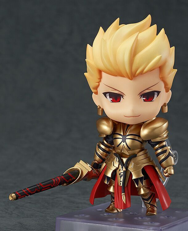 Gilgamesh (3rd-Run) Fate/stay Night Nendoroid Figure