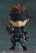 Solid Snake (Re-Run) Metal Gear Solid Nendoroid Figure