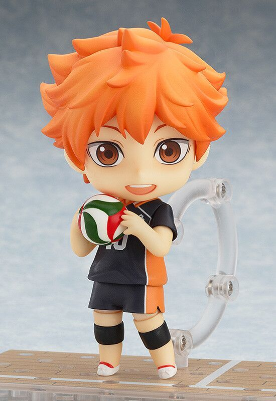 Shoyo Hinata (3rd-run) Haikyu!! Nendoroid Figure