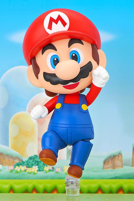 Super Mario Nendoroid Figure 889075001033