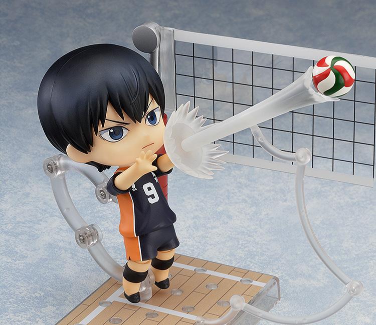 Tobio Kageyama (4th-run) Haikyu!! Nendoroid Figure