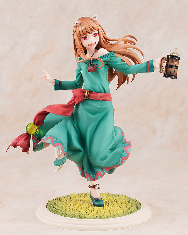 Holo 10th Anniversary Ver Spice and Wolf Figure