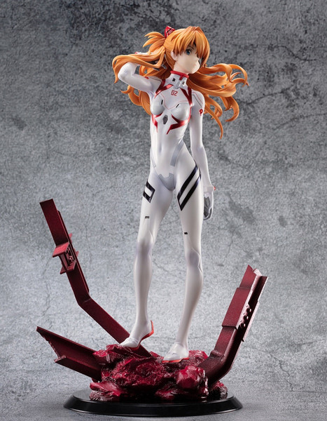 Asuka Shikinami Langley Last Mission Ver Evangelion 3.0+1.0 Thrice Upon A Time Figure