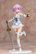 Holy Knight Neptunia Yonmegami Online Cyber Dimension Neptune Figure
