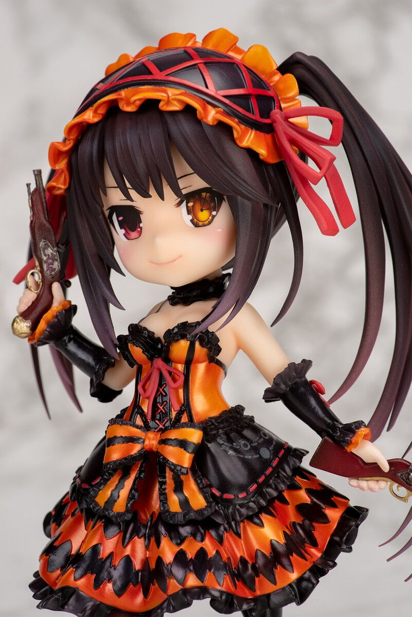 Kurumi Tokisaki Date A Live Deformed Figure Series Figure