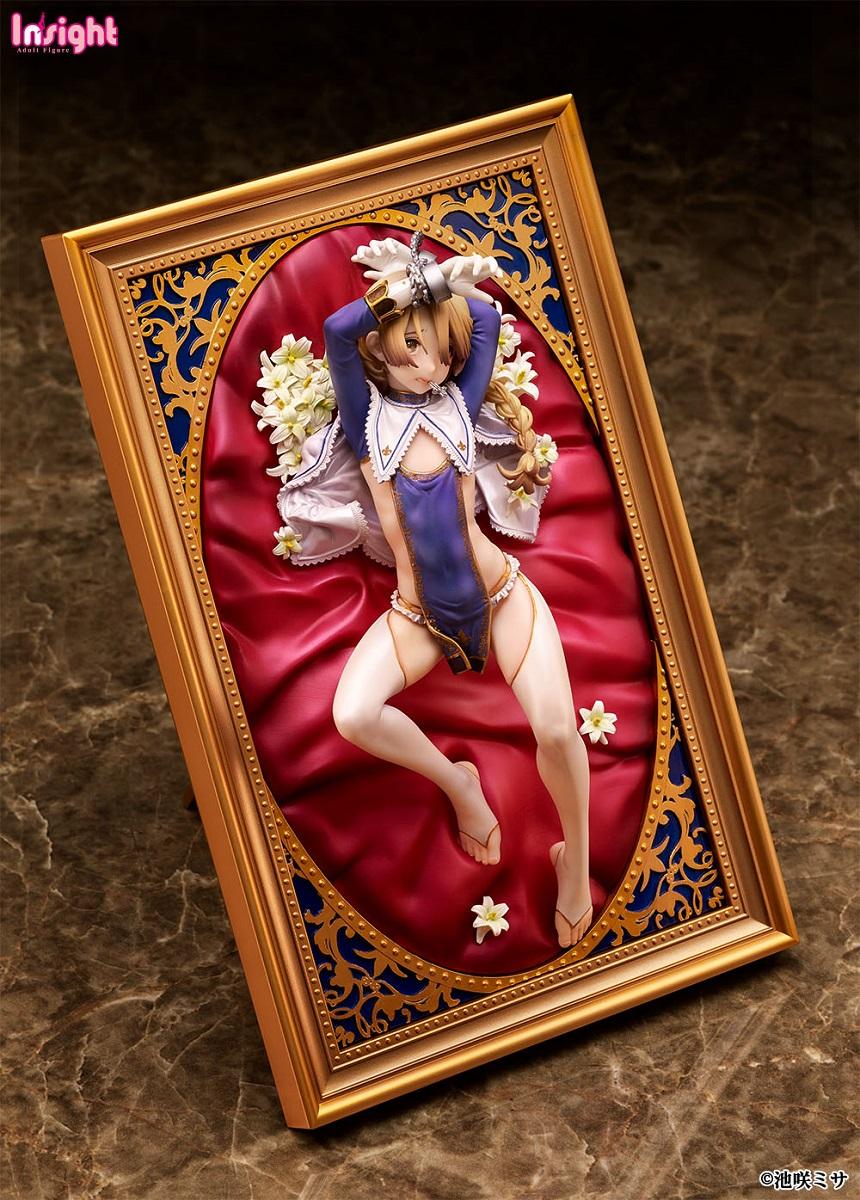 Shounen Jeanne Original Character Figure