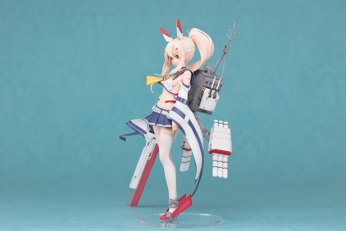 Ayanami (Re-Run) Retrofit Ver Azur Lane Figure