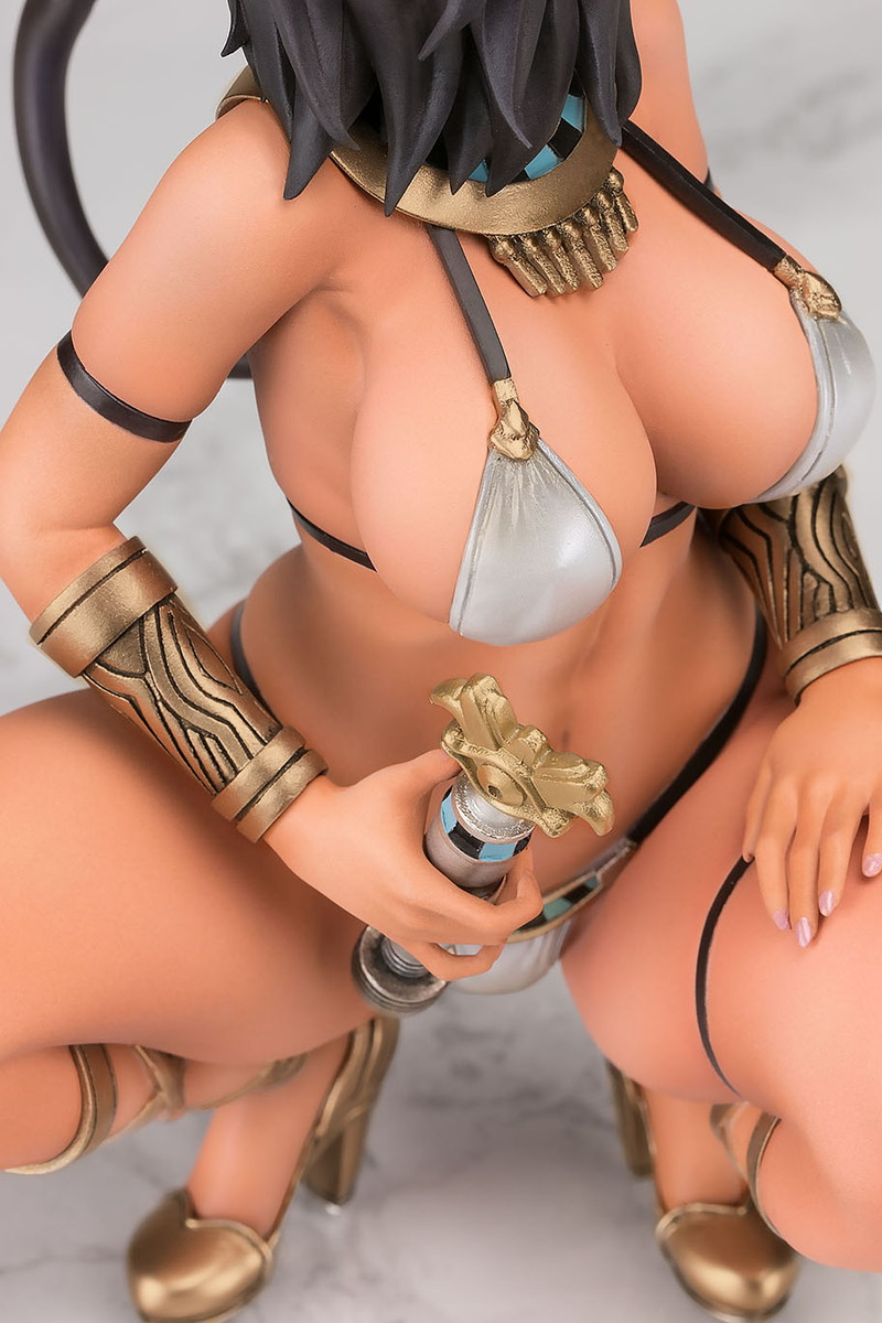 Basteto Original Character Figure