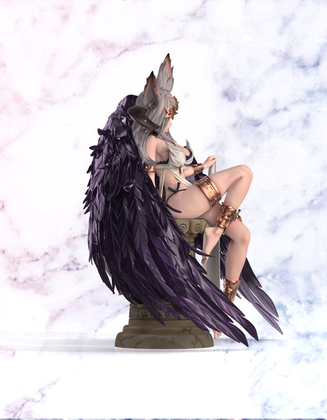 Sharurunowa Original Character Figure