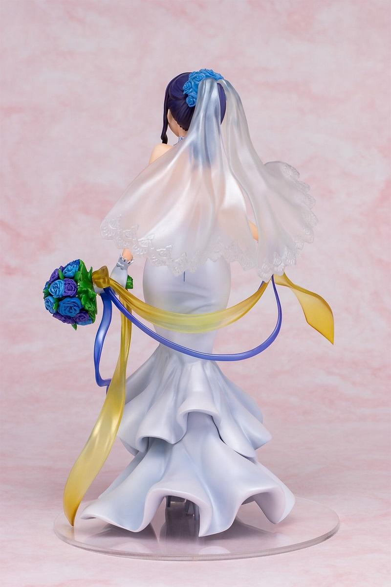 Rikka Takarada Wedding Dress Ver SSSS.GRIDMAN Figure